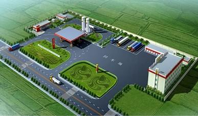 新疆洪通燃气股份有限公司 库尔勒经济技术开发区天然气供气工程 开发区门站、反输调压站设备采购