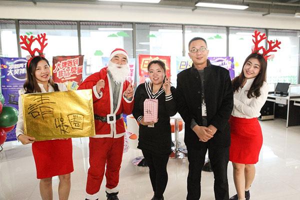 卓创资讯_卓创营销团队的圣诞童话 - 卓创资讯