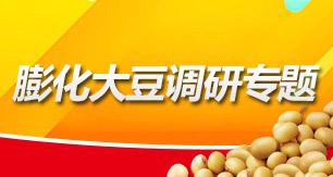膨化大豆调研专题