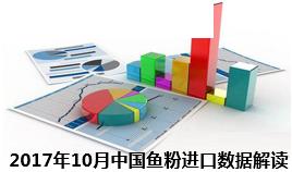 2017年10月中国鱼粉进口数据解读
