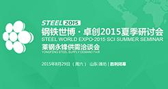 钢铁世博·卓创2015夏季研讨会(闭幕)