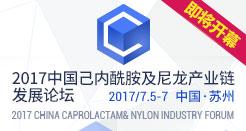 2017中国己内酰胺及尼龙产业链发展论坛