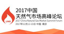 2017中国天然气市场高峰论坛