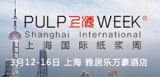 上海国际纸浆周