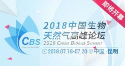 2018中国生物质天然气高峰论坛