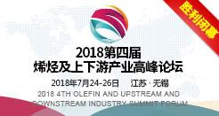 2018年第四届烯烃及上下游产业高峰论坛