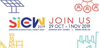 Singapore International Energy Week 2019