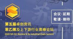 2020第五屆苯乙烯及上下游產業高峰論壇