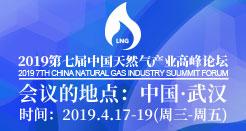2019第七届中国天然气产业发展高峰论坛